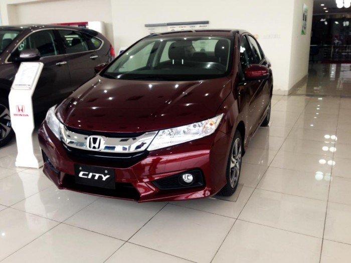 Bán xe Honda City CVT 2017 số tự động giá ưu đãi