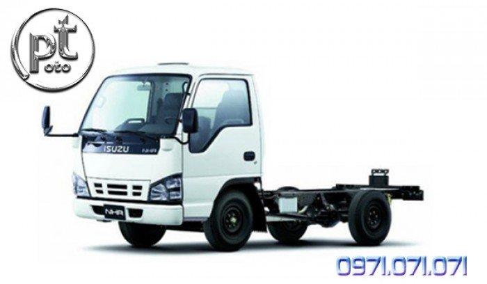 Xe Tải Isuzu Qkr55H 1T4 Chassis, Mui Bạt, Lửng, Kín, Đông Lạnh - Bán Trả Góp Lãi Suất Thấp