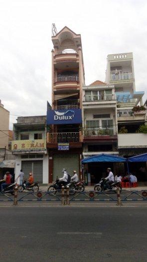 Nhà cho thuê mặt tiền đường Chu Văn An, Bình Thạnh.