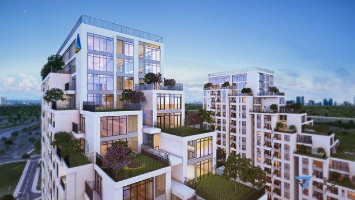 Tập đoàn ĐẤT XANH mở công bố SHOP HOUSE quận 7. giá đầu tư