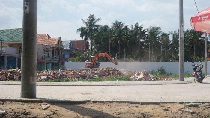 Đất ở 4x13, 2 lô liền kề, hẻm 6m 908 Quang Trung, phường 8, Gò Vấp, 2.65 tỷ