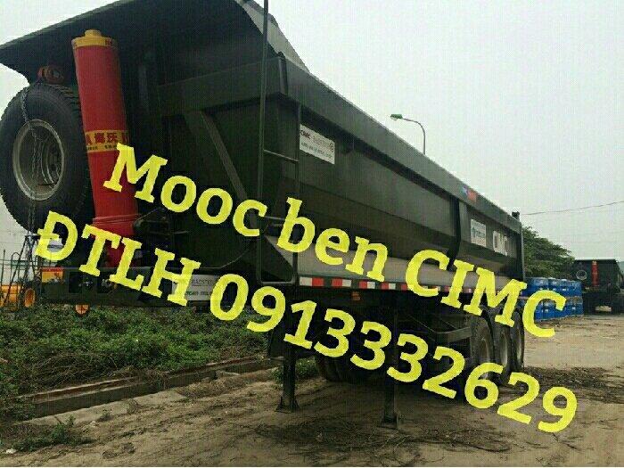 Mooc ben CIMC tải cao