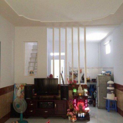 Nhà đẹp giá rẻ sổ hồng riêng 2mt hẻm P.Hiệp Thành Q12 Tp.HCM