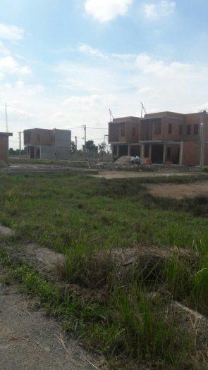 Bán đất hóc môn chính chủ, giá rẻ, sổ hồng riêng, 280 triệu/100m2