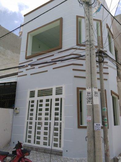 Bán gấp nhà đúc 1 lầu đẹp 3PN - 2WC đường Lên Văn Lương