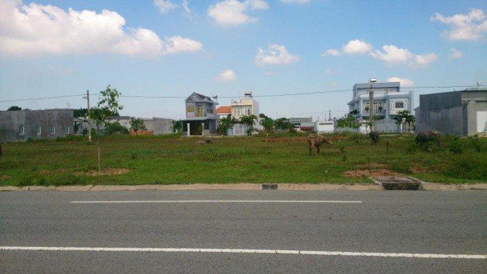 Làm ăn thua lỗ cần bán gấp 300m2 đất nền khu đô thị thành phố mới bình dương