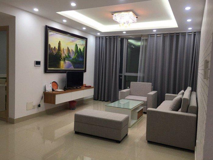 Chính chủ cho thuê căn hộ chung cư cao cấp thăng long number one, 116m2, 3pn, 24 triệu/tháng.