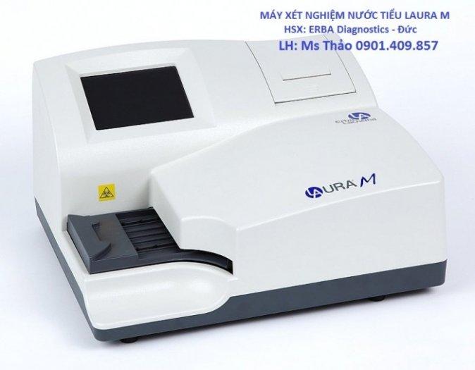 Máy xét nghiệm nước tiểu LAURA M HSX: ERBA Diagnostics - Đức Model: ERBA LAURA M