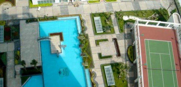Cần bán căn hộ Hoàng Anh River View, 3PN DT 138m2 view hồ bơi giá 3.5 tỷ, full nội thất