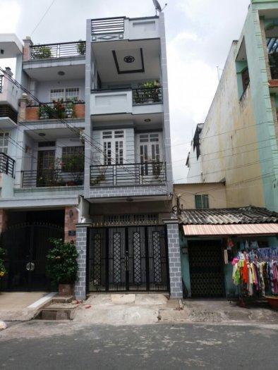 Bán nhà đường Trần Văn Quang 3x10 gía 2,45 tỷ