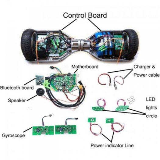 DIY pin xe đạp điện ,xe cân bằng đúng chuẩn với giá tốt nhất.