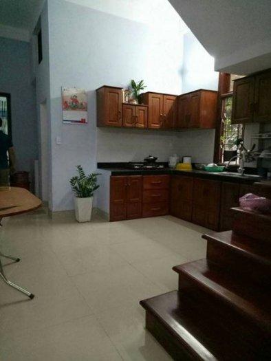 Cho thuê nhà mặt tiền Huỳnh Lý -4 tầng-4 phòng ngủ