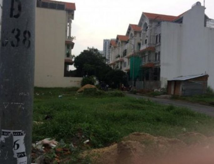 Cần tiền bán gấp lô đất khu dân cư Kim Sơn, phường Tân Phong, đường Nguyễn hữu Thọ,quận 7, thành phố Hồ Chí Minh.