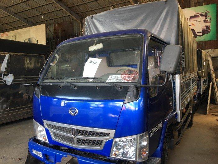 Xe tải VINAXUKI 1 tấn 75 thùng mui bạt