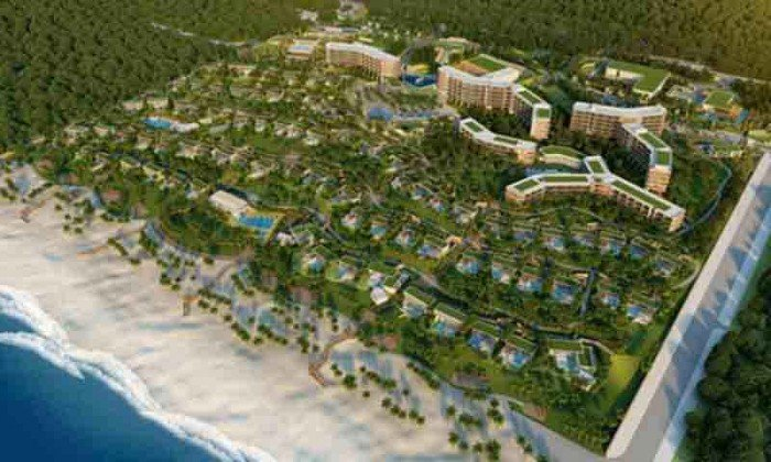 Cam ranh mystery villas dự án biệt thự bãi dài cam ranh