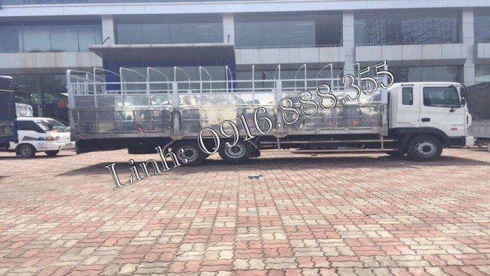 Bán xe tải HD210 tại Đại Lý XeTải HYUNDAI Miền Bắc