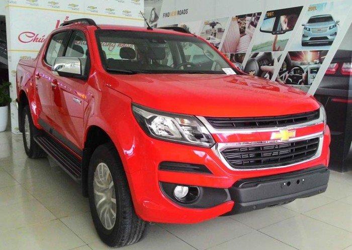 Chevrolet Colorado  High Country 2017  vay 0% giá trị xe, đủ màu, nhận xe ngay, bao giá rẻ nhất Sài Gòn.