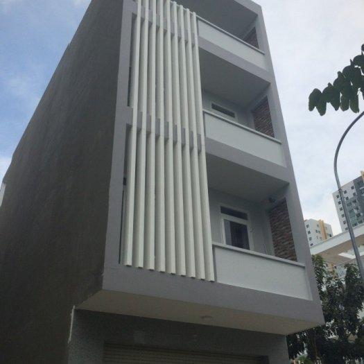 Kẹt tiền bán nhà Phạm Hữu Lầu mới 100%, mua dọn vào ở ngay