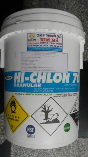 Chuyên cung cấp chlorine 70 (Nhật Bản)2