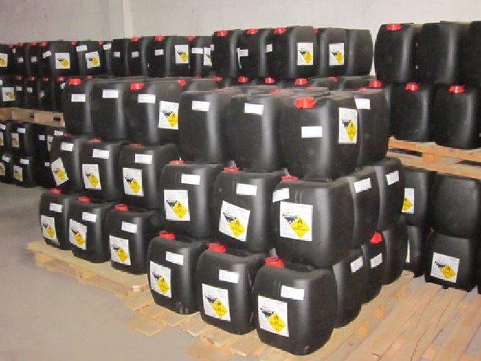 Hoá chất Acid Nitric HNO3 68%4