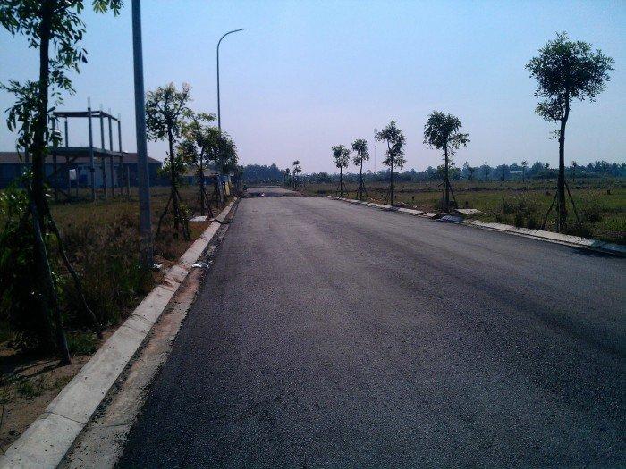 Bán đất gần ngã 4 Hiệp Phước,mặt tiền đường TL25B (80m), cách ngã 3 Nhơn Trạch 3KM.