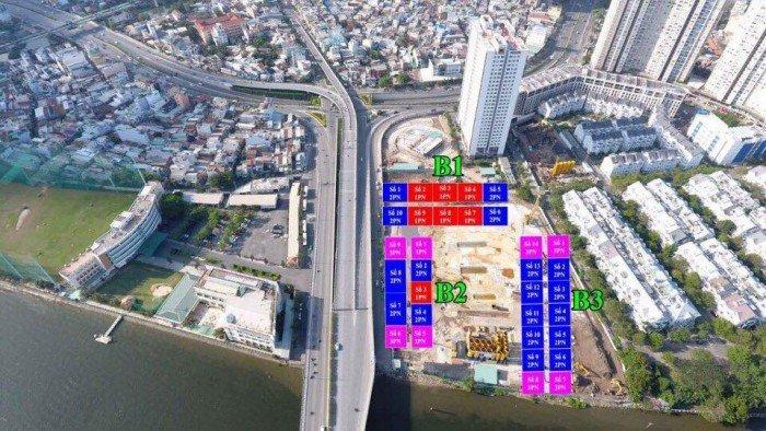 Dự án Sunwah Pearl Nguyễn Hữu Cảnh Quận Bình Thạnh