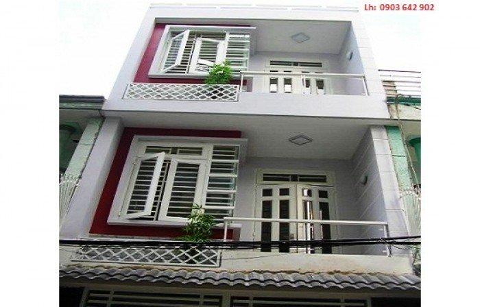 Bán nhà 2MT Hai Bà Trưng, P. Tân Định, quận 1, DT: 4.3x21m, nhà 2 lầu, giá 34 tỷ
