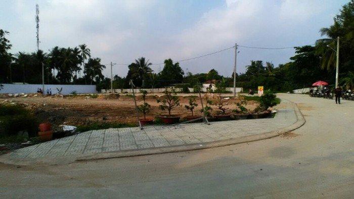 Đất liền kề khu Đại Học Văn Lang ,giá 2 tỷ/nền 70 m2