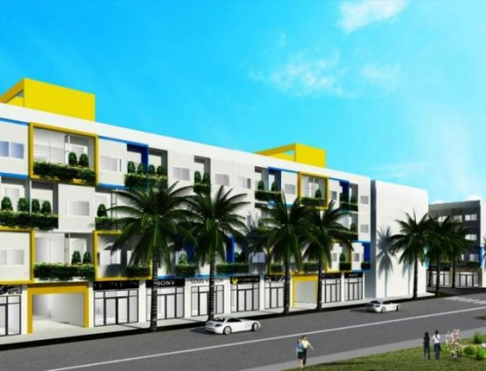 Dự án chung cư cao cấp Rubi Home của Huỳnh thông Group