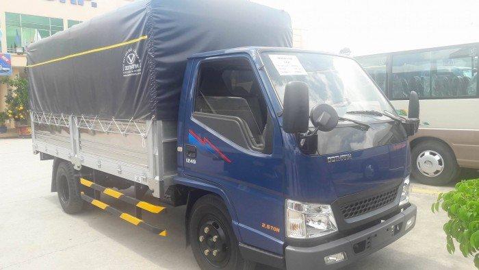Hyundai IZ49 sản xuất năm 2017 Số tay (số sàn) Xe tải động cơ Hybrid xăng và điện