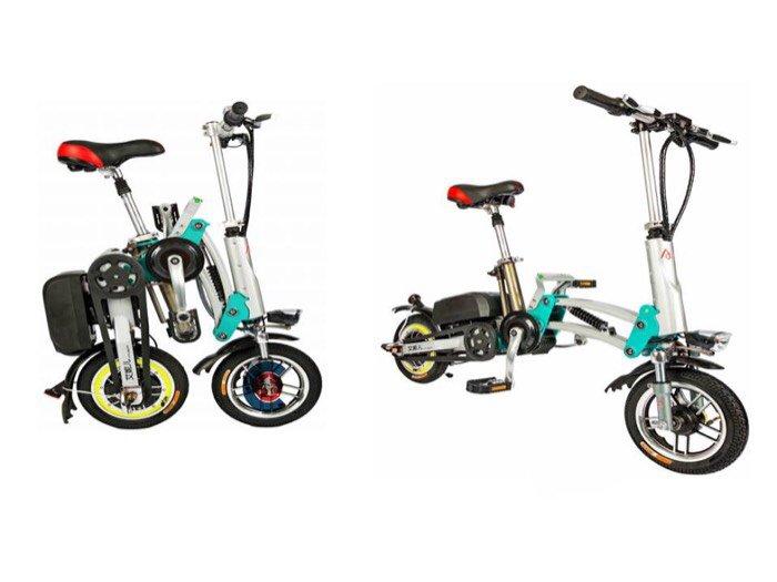 Xe đạp điện S1 gié rẻ học sinh