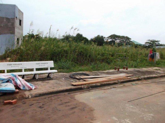 Đất nền 5x20m UBND xã Nhơn Đức Lê Văn Lương 480tr