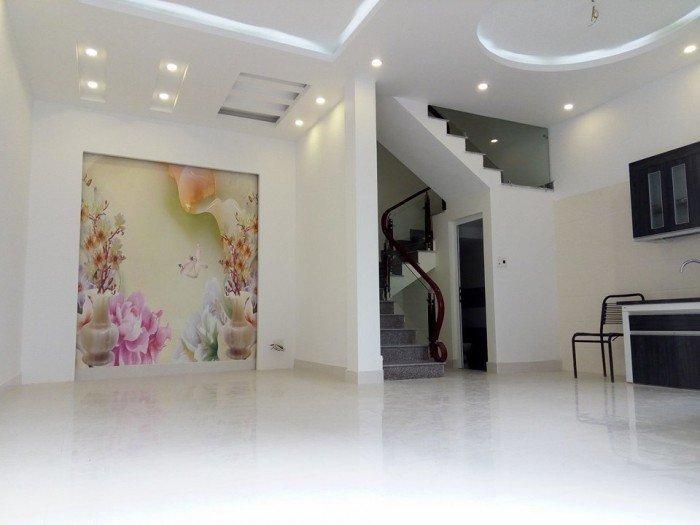 Bán nhà 5t x 45m2 ngõ Hòa Bình 7, Minh Khai, đường rộng 3.5m, kinh doanh