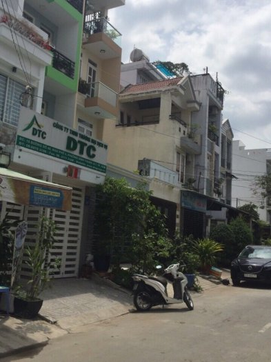 Bán nhà đẹp mặt tiền đường số 45, phường Tân Quy, quận 7,DT 3,5x20m,1 trệt 1 lầu . Giá 4,05 tỷ