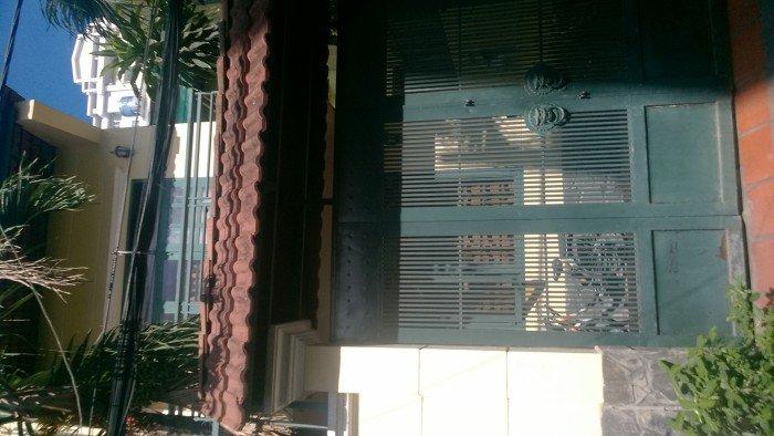 Nhà 1 Lầu Hẻm Thông 6m Thoại Ngọc Hầu DT 6x17m