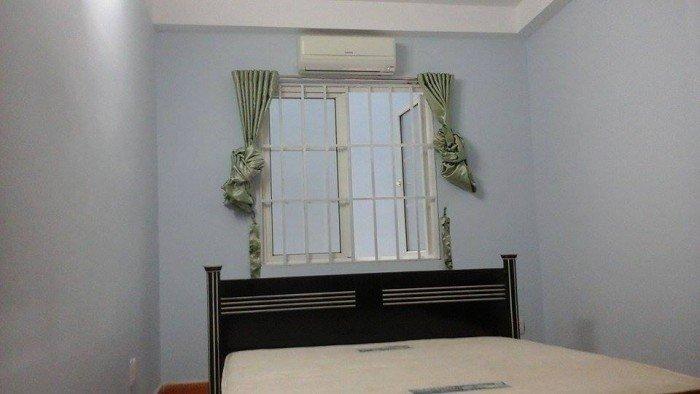 Phòng khách sạn cho thuê dài hạn, đầy đủ dịch vụ, an ninh ở Tân Phú.