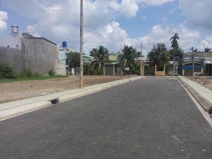 Khu vực: Bán đất nền dự án tại Đường Nguyễn Văn Bứa - Huyện Hóc Môn