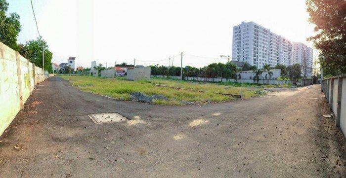 Bán 3 lô đất đường nhựa 12m DT: 128m2, giá 299tr, sổ hồng riêng, bao sang tên