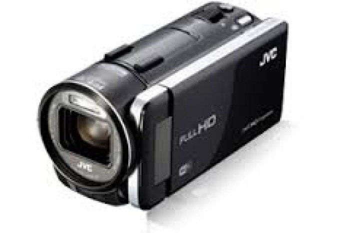 JVC Everio GZ-E200 Full HD0