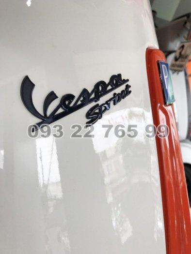Vespa Sprint Abs E3 2O17 ( Quà khủng + Góp 0%) 5