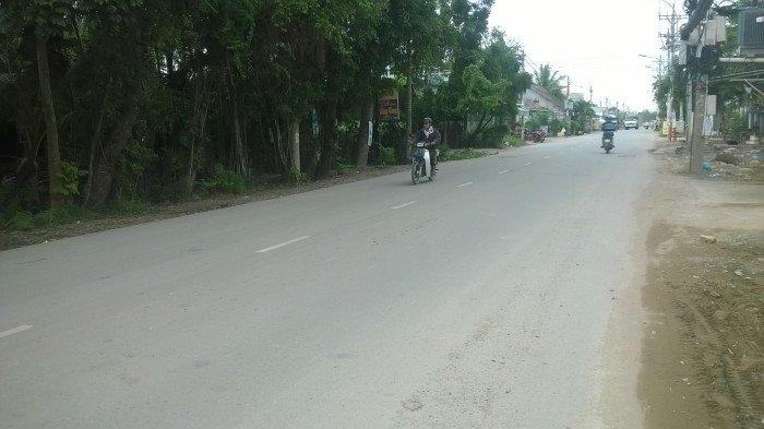 Bán 2000m2 đất thổ cư ở Hưng Long Bình Chánh, SHR , Gía 4,2 tr/m