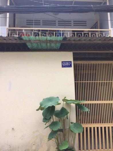 Bán nhà 2,9 tỷ, 4x15,5 m, Đường Hậu Giang , P.11, Q.6
