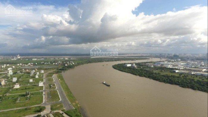 Căn hộ tòa Brillian – Đảo Kim Cương, 2PN, 106,98 m2, cho thuê 409.5 nghìn/m2.
