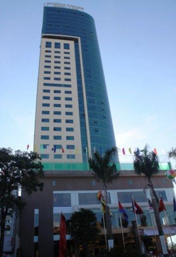 Bán gấp mặt tiền đường Nguyễn Thông, Q3. 17x34m, giá 125 tỷ