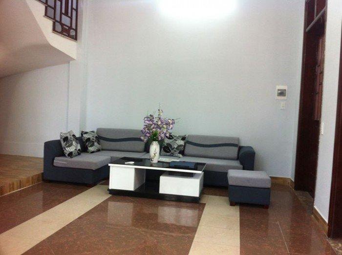 Cho thuê khách sạn phố đường Phan Đăng Lưu, Hòa Cường, hải Châu