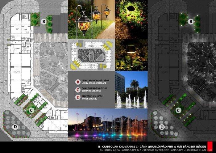 Chung cư cao cấp The Emerald Mỹ Đình giá 31 triệu/m2 thuộc KĐT Mỹ Đình Sông Đà