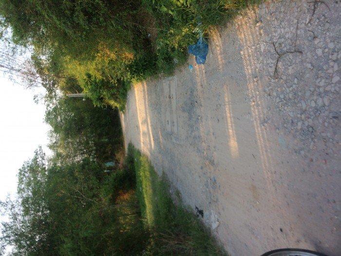 Bán gấp đất sổ riêng,thổ cư 80m mặt tiền đường bê tông 6m, chợ Tân Phước Khánh