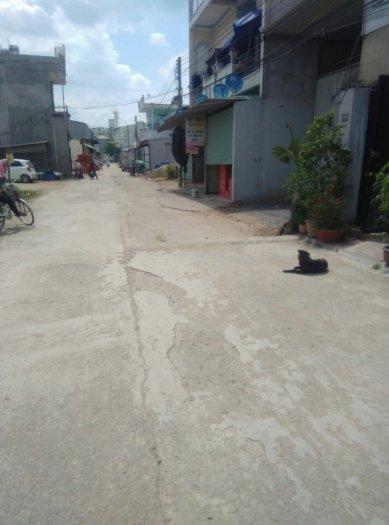 Cần gấp số vốn làm ăn nên bán lô đất ở Thuận An, Bình Dương 120m2 (TC 100m2) giá 12tr/m2