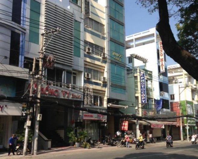 Bán nhà mặt tiền Cao Thắng, P.5, Quận 3, DT: 8.5 x 25m