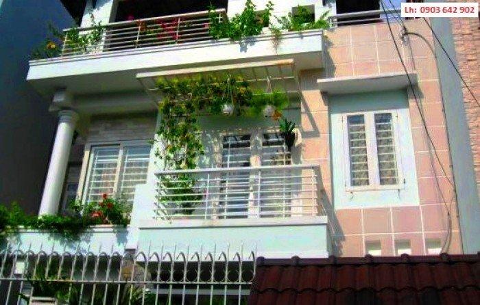 Bán nhà 2MT 167 Đinh Tiên Hoàng, P. Đa Kao, Quận 1, DT: 8x19m, giá 32.8 tỷ